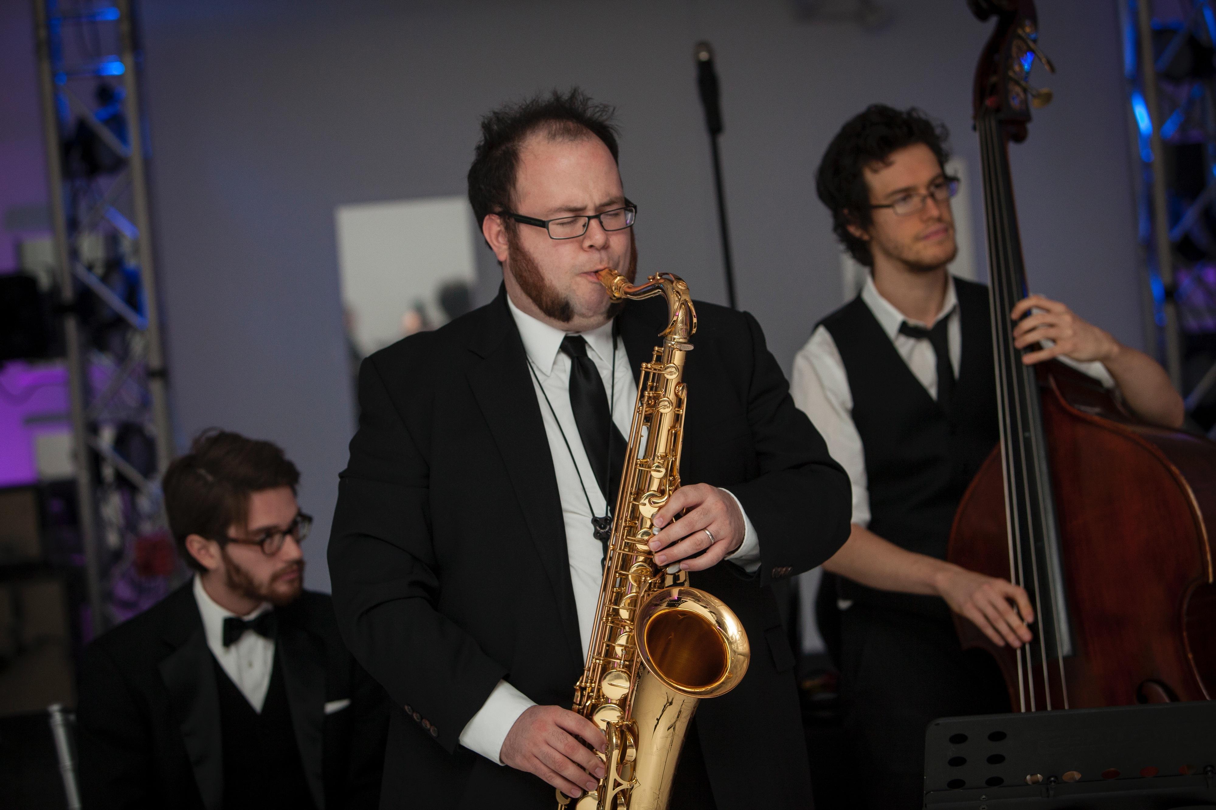 Dallas Jazz Trio Jacob And Christina S Wedding